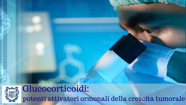 Glucocorticoidi - Il Blog del Prof. Paolo Barillari