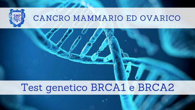 Test genetico BRCA1 e BRCA2 - Il Blog del Prof. Paolo Barillari