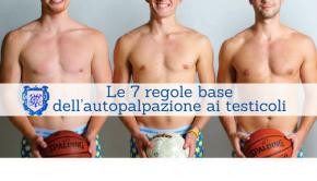 Le 7 regole base dell' autopalpazione ai testicoli - Il Blog del Prof. Paolo Barillari