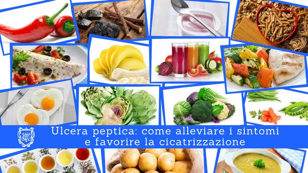 Ulcera peptica, come alleviare i sintomi e favorire la cicatrizzazione - Il Blog del Prof. Paolo Barillari