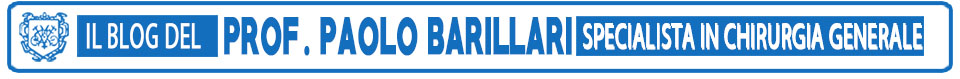 Il Blog del Prof. Paolo Barillari logo