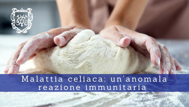 Malattia celiaca, un'anomala reazione immunitaria - Il Blog del Prof. Paolo Barillari