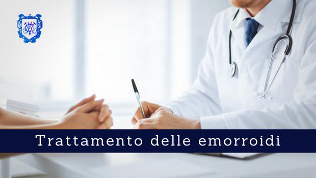 Trattamento delle emorroidi - Il Blog del Prof. Paolo Barillari