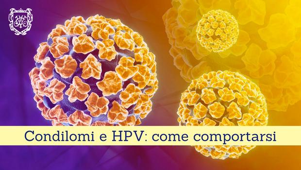 Condilomi e HPV, come comportarsi - Il Blog del Prof. Paolo Barillari