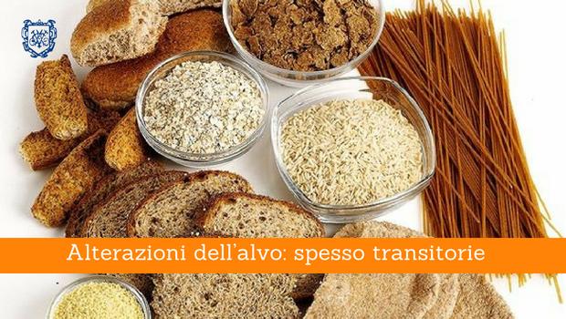 Alterazioni dell'alvo, spesso transitorie - Il Blog del Prof. Paolo Barillari
