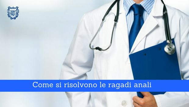Come si risolvono le ragadi anali - Il Blog del Prof. Paolo Barillari