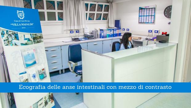 Ecografia delle anse intestinali con mezzo di contrasto - Il Blog del Prof. Paolo Barillari