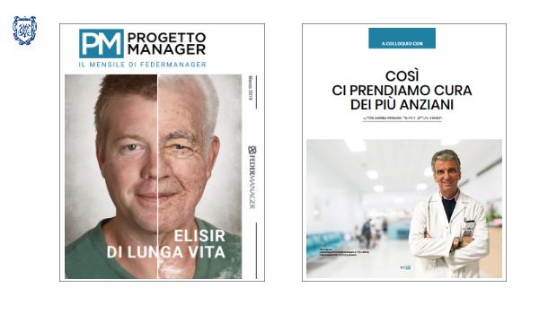 Così ci prendiamo cura dei più anziani - Progetto Manager di Marzo - Il Blog del Prof. Paolo Barillari