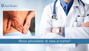 Sinus pilonidalis, di cosa si tratta - Il Blog del Prof. Paolo Barillari