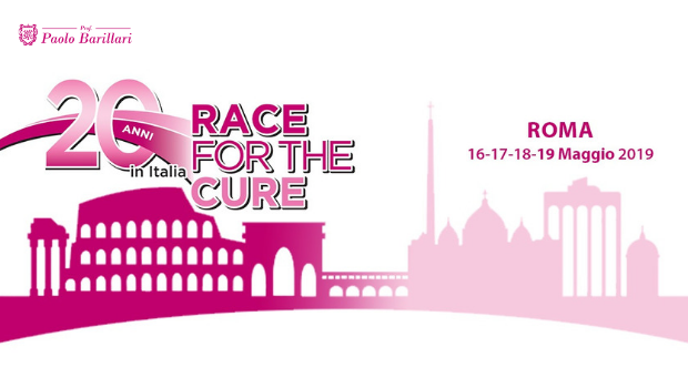 Race for the Cure 2019 - Il Blog del Prof. Paolo Barillari