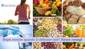 Stipsi cronica, quando si definisce tale... Alcuni consigli - Il Blog del Prof. Paolo Barillari