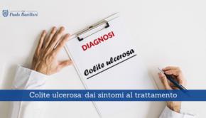 Colite ulcerosa, dai sintomi al trattamento - Il Blog del Prof. Paolo Barillari
