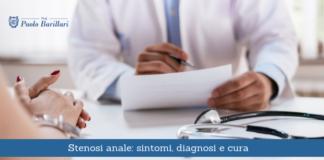 Stenosi anale, sintomi, diagnosi e cura - Il Blog del Prof. Paolo Barillari