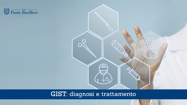 GIST, diagnosi e trattamento - Il Blog del Prof. Paolo Barillari