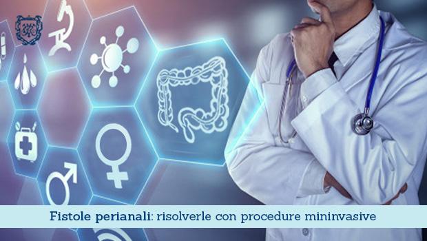 Fistole perianali, risolverle con procedure mininvasive - Il Blog del Prof. Paolo Barillari