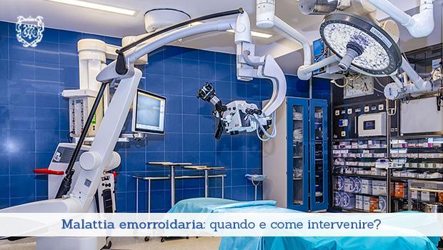 Malattia emorroidaria, quando e come intervenire - Il Blog del Prof. Paolo Barillari