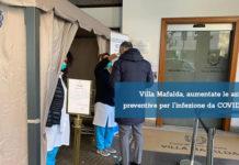 Villa Mafalda, maggiori azioni preventive per l'infezione da coronavirus COVID-19 - Il Blog del Prof. Paolo Barillari