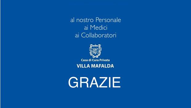 Al nostro Personale, ai Medici e ai Collaboratori... Grazie - Il Blog del Prof. Paolo Barillari
