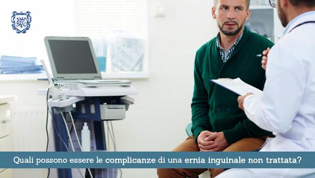 Quali possono essere le complicanze di una ernia inguinale non trattata - Il Blog del Prof. Paolo Barillari