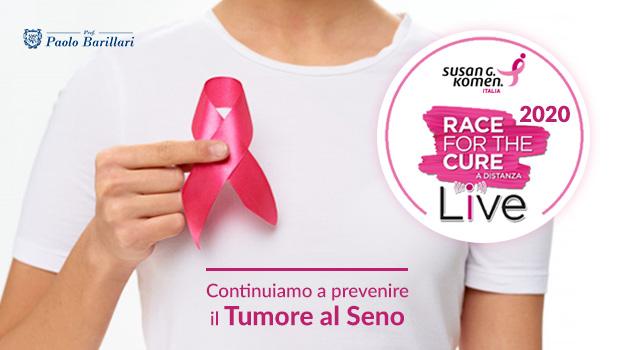 Continuiamo a prevenire il tumore al seno - Il Blog del Prof. Paolo Barillari