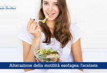 Alterazione della motilità esofagea, l'acalasia - Il Blog del Prof. Paolo Barillari